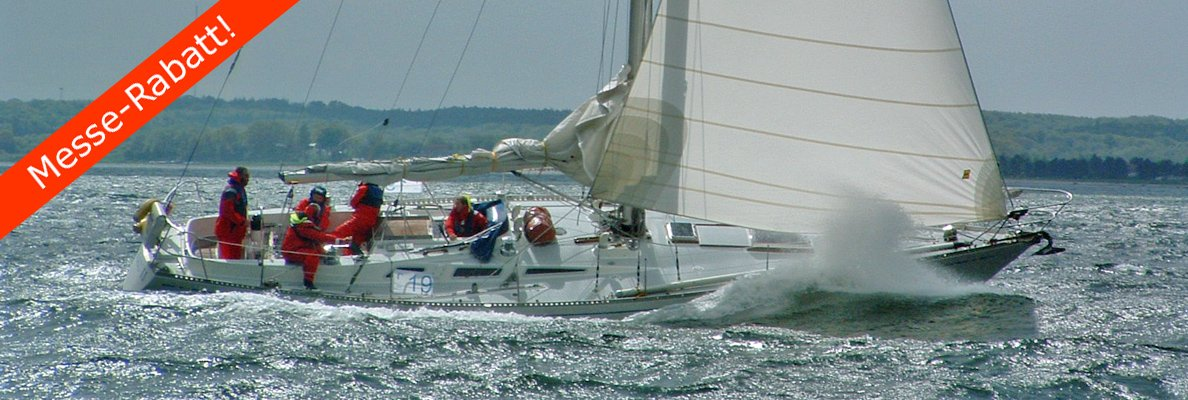 Swan 44 beim Baltic-Cup 2003
