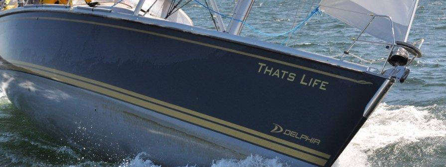 """Delphia 40.3 in Heiligenhafen """"That's Life"""""""