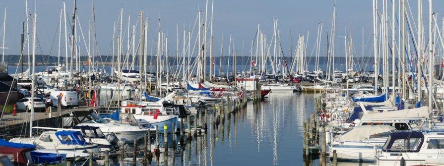 Juelsminde Hafen - Dänemark