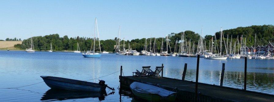 Yachtcharter im Naturhafen Dyvig - Insel Alsen