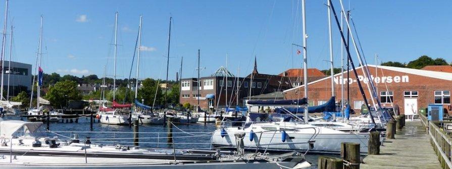 Charterbasis Flensburg - Galwik