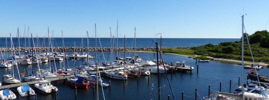 Yachthafen Glowe