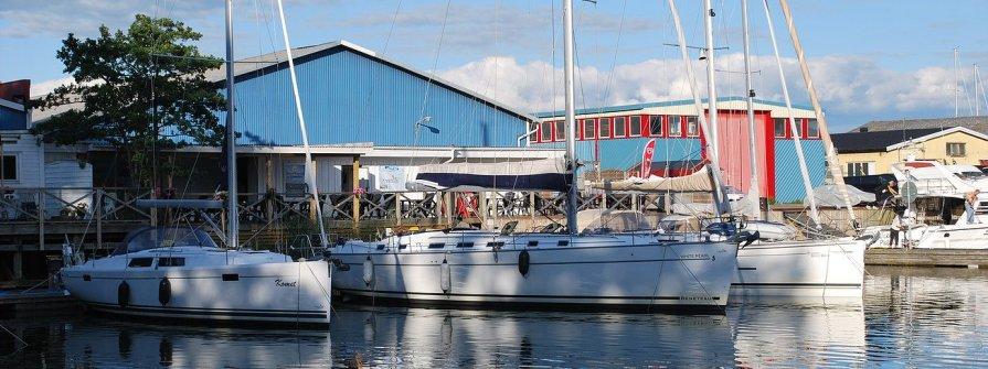 Göteborg City Marina