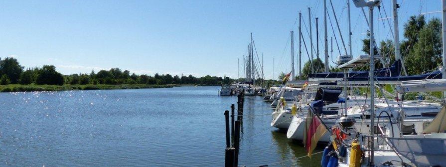 Greifswald - Wieck Ladebow
