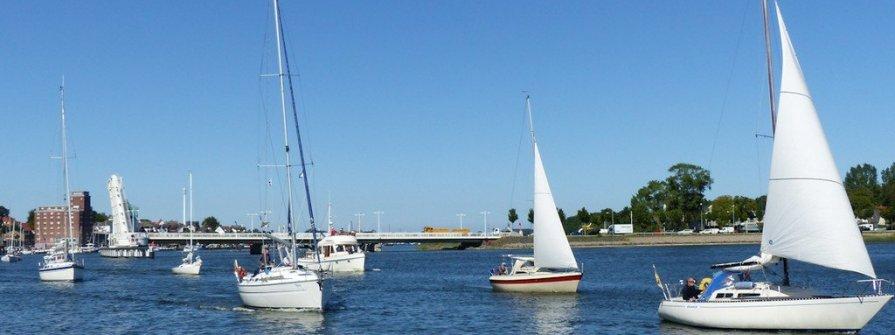 Yachtcharter ab Kappeln an der Schlei