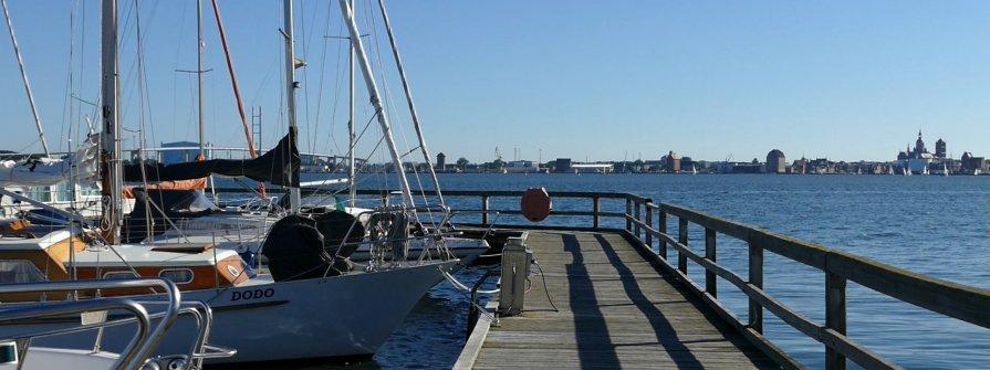 Yachthafen Altefähr