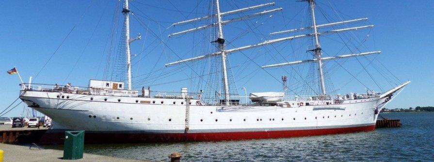 Hansestadt Stralsund - Charterbasis