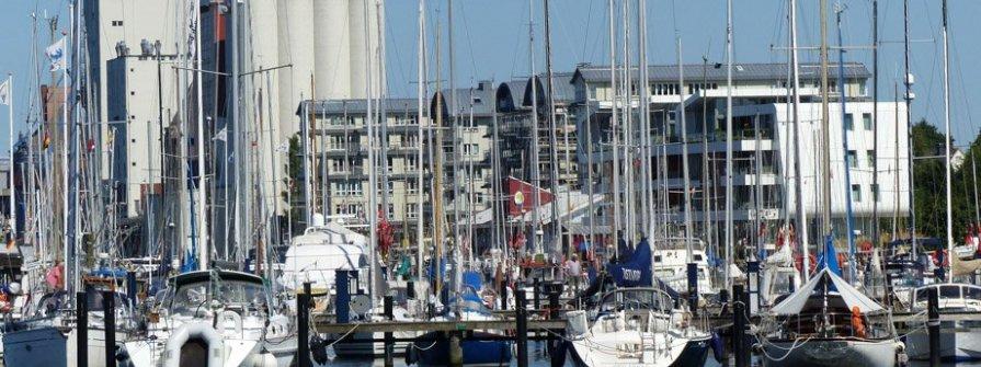 Yachthafen Flensburg