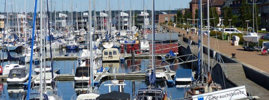 Flensburg - Marina Sonwik