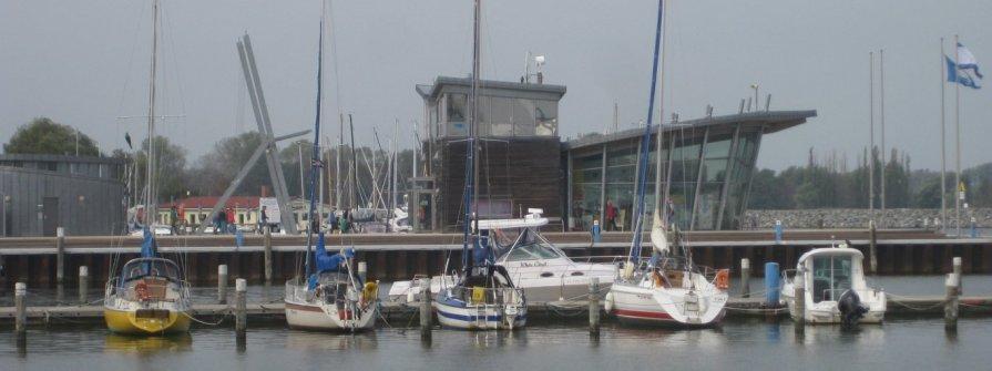 Stadthafen von Barth