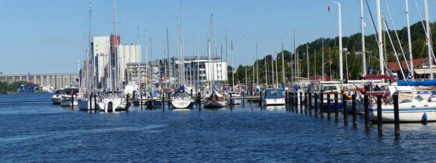 Stadthafen Flensburg - Im Jaich
