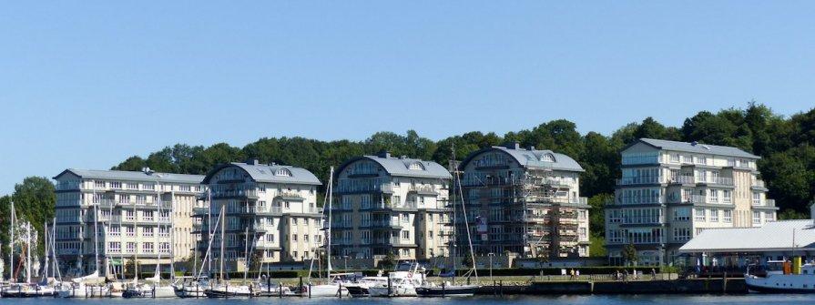 Flensburg - Marina Werftkontor