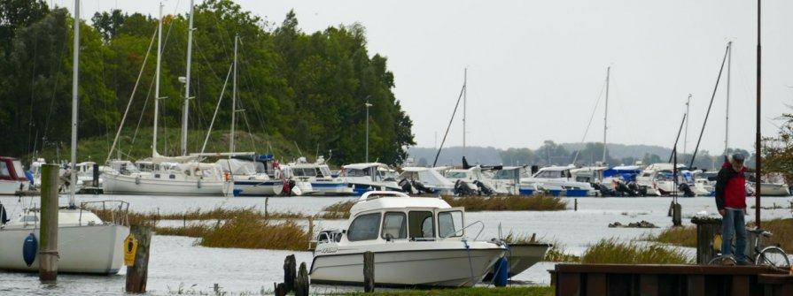Yachthafen Schaprode