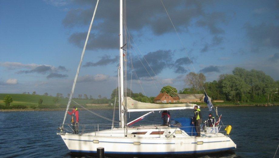 Yachtcharter Dyvig