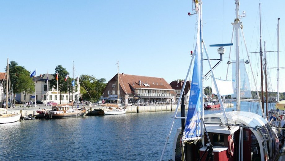 Yachtcharter Neustadt