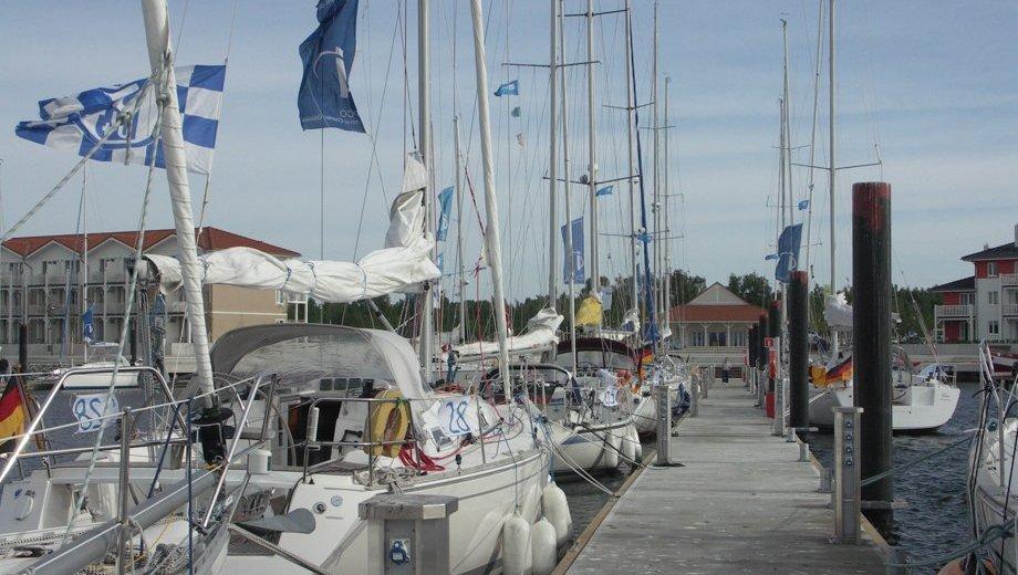 Yachtcharter Boltenhagen