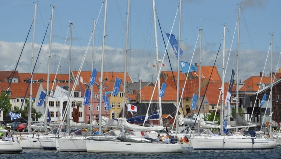 Hafen von Faaborg/ Insel Fyn