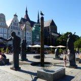 Charter-Basis Rostock  Stadhafen