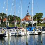Augustenborg auf der Insel Alsen