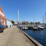 Hafen Flensburg Galwik