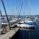 Yachthafen Marina Minde