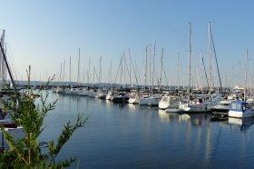 Yachtcharter ab Laboe