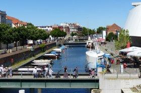 Stralsund Fährkanal