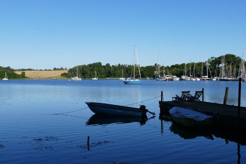 Ostsee Segeln