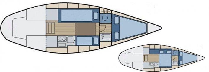 Elvström 32 cruiser