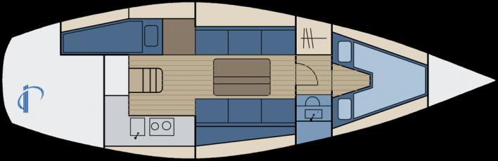 Baltic Yachts 33