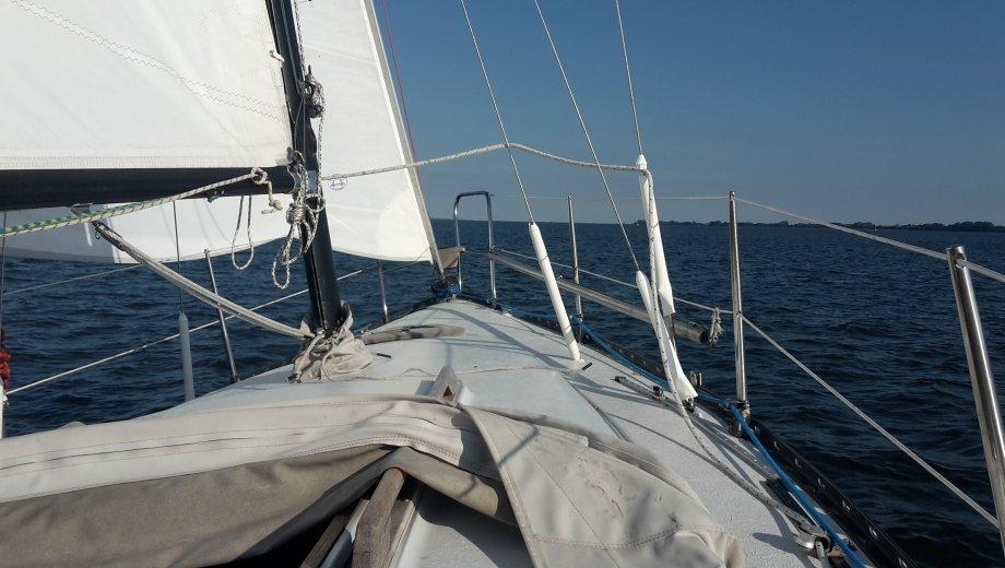 "Neptun 25 in Marina Neuhof ""Idefix"""