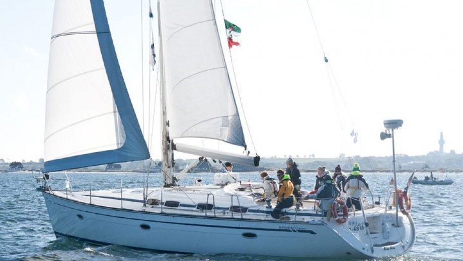 "Bavaria 46 cruiser in Greifswald ""Juwel"""