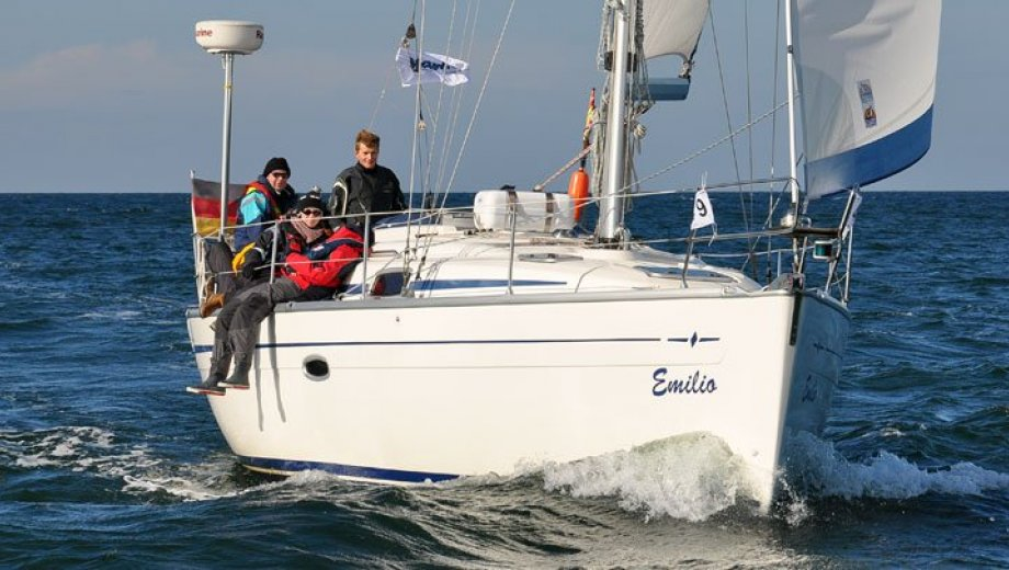 """Bavaria 37 cruiser in Heiligenhafen """"Emilio"""""""