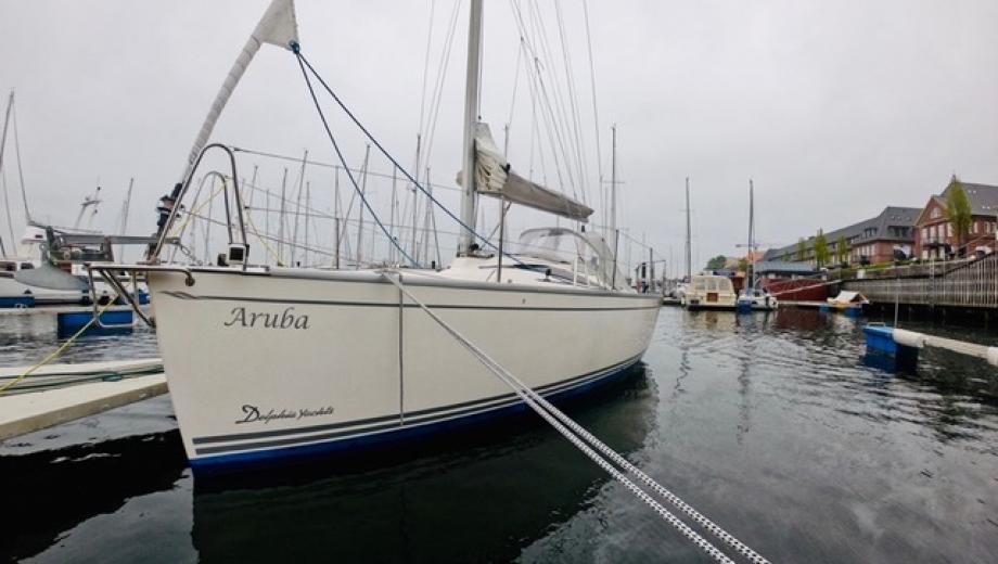 """Delphia 26 in Flensburg """"Aruba"""""""