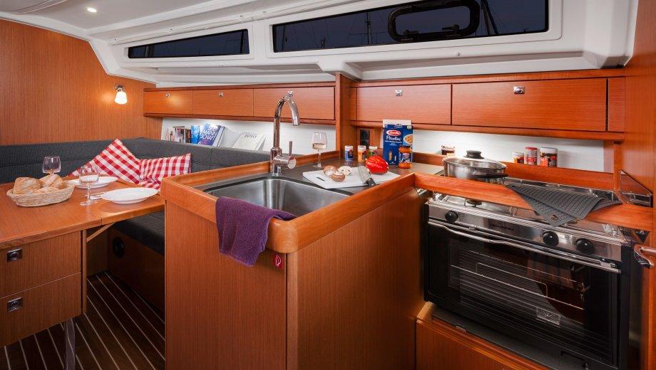 """Bavaria cruiser 33 in Flensburg """"Auszeit"""""""
