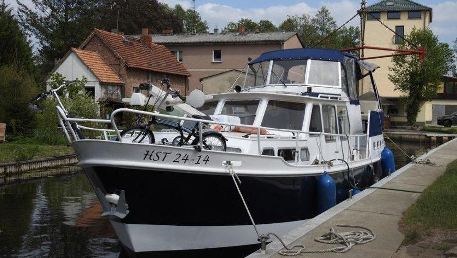 Z Yacht Cruiser 1200