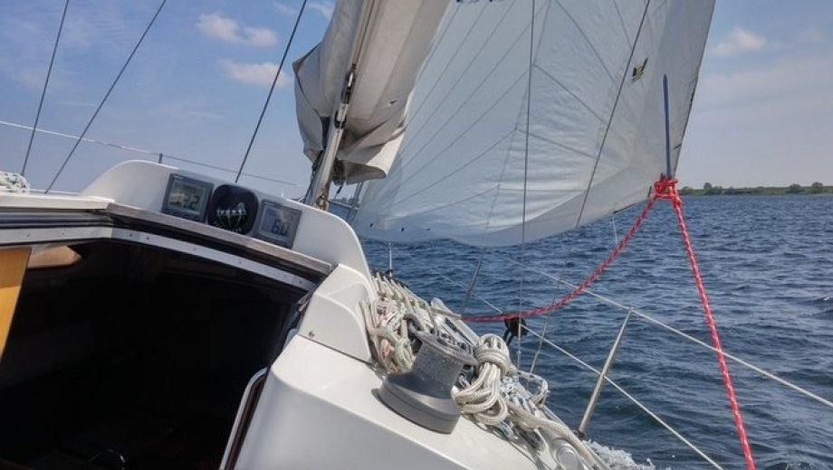 "Etap 30i in Fehmarn ""Summer Time"""