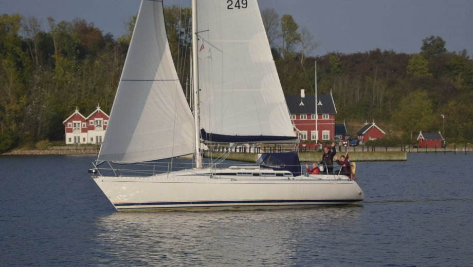 "First 375 in Alsen (DK) ""Fina"""