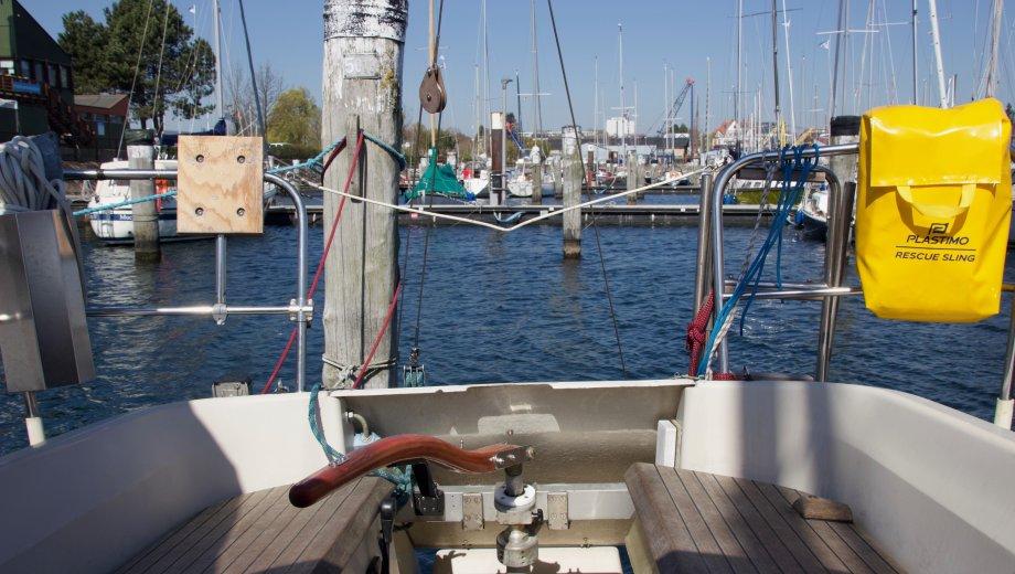 "Dehler 31 (Duetta 94) in Kiel ""Tortuga"""