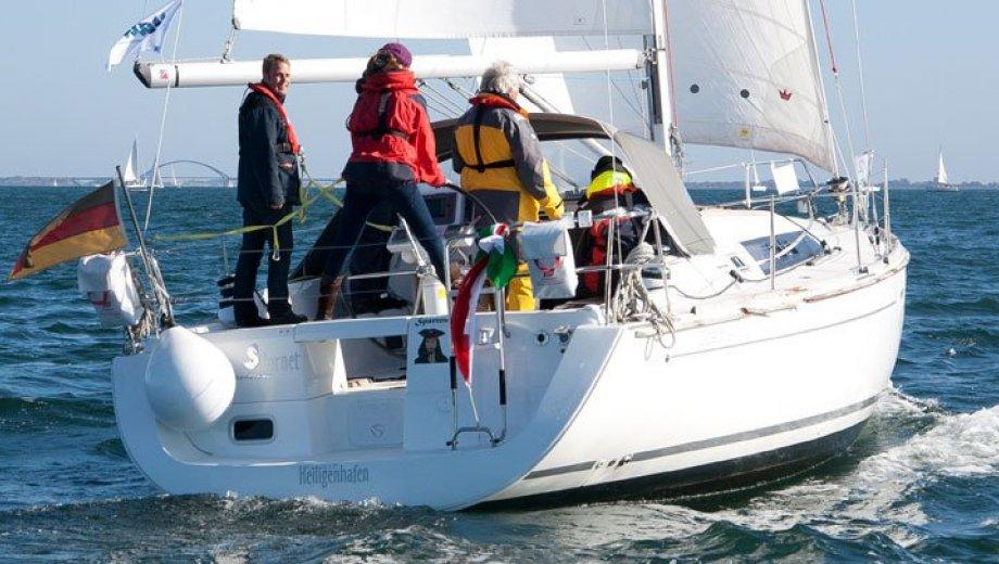 """Océanis 37 in Heiligenhafen """"Hornet"""""""