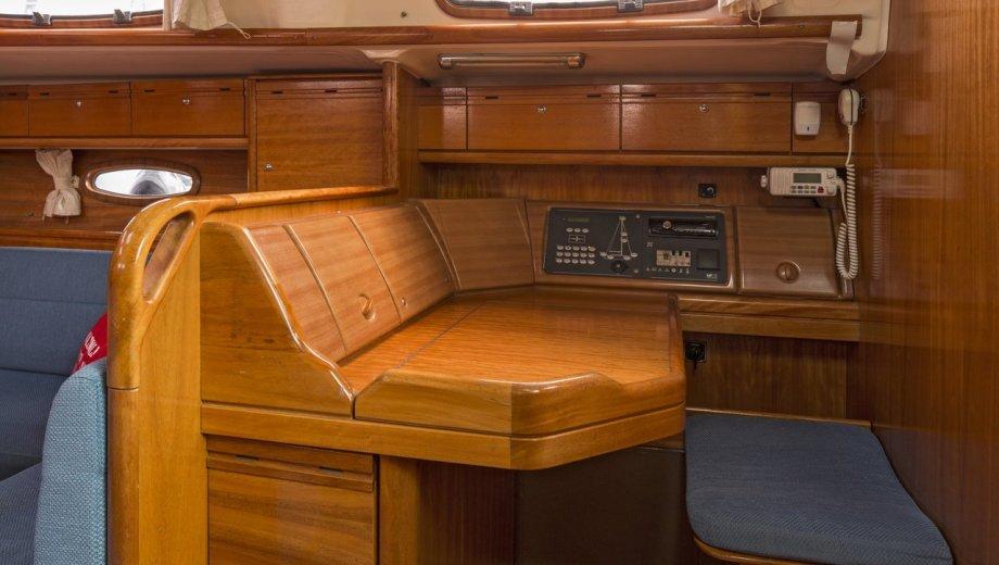 """Bavaria 46 cruiser in Stockholm """"Illusion"""""""