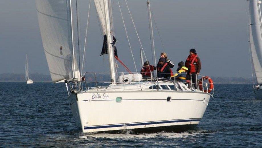 """Sun Odyssey 43 in Heiligenhafen """"Baltic Sun"""""""