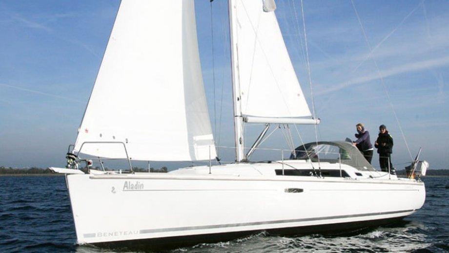 """Hanse 320 in Flensburg """"Blomquist"""""""