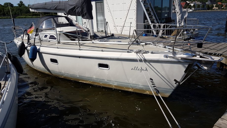 "Etap 32i in Fehmarn ""Allegra"""