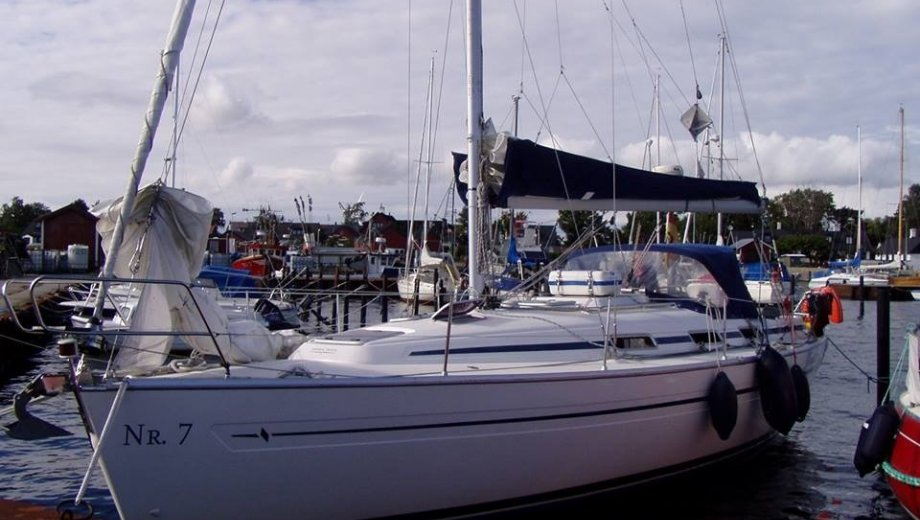 "Bavaria 36 in Laboe ""Nr. 7"""