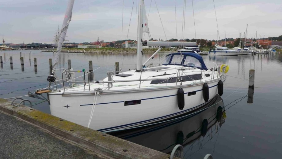 """Bavaria cruiser 37 in Stralsund """"Blue Passion"""""""