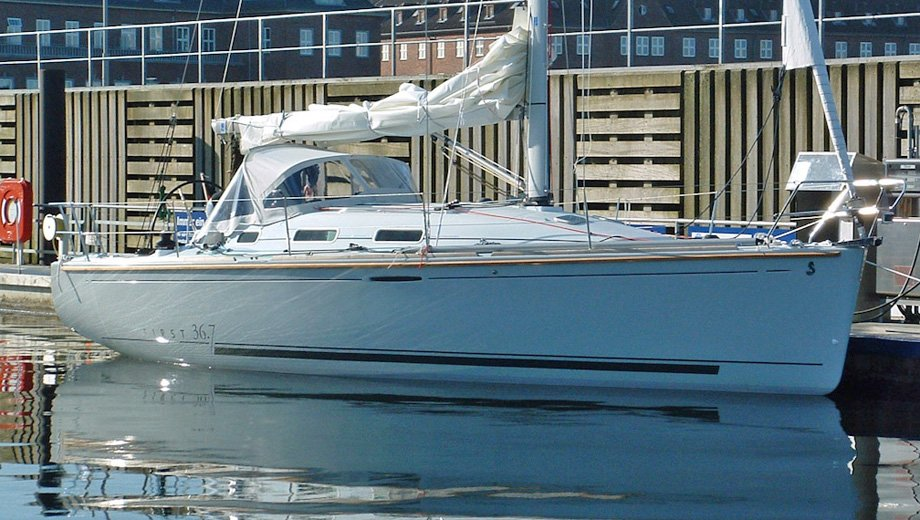 """First 36.7 in Laboe """"Louise"""""""