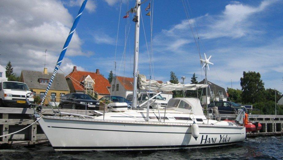"Gib´Sea 312 in Heiligenhafen ""Hani Yaka"""