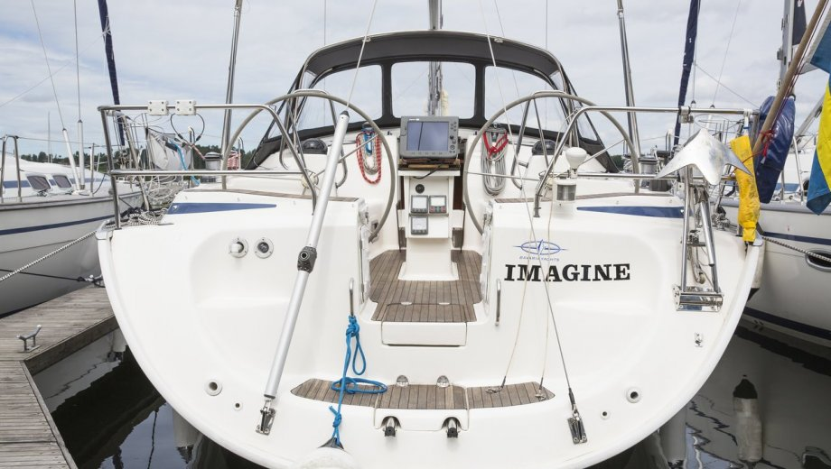 "Bavaria 42 cruiser in Stockholm ""Imagine"""