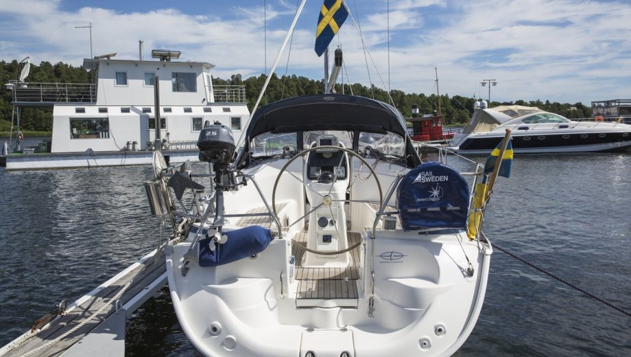 "Bavaria 30 cruiser in Stockholm ""Alize"""